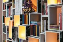 Cabinet Design / Inspirational bespoke Wardrobes, bookcases and built in furniture.