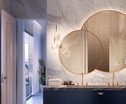 Bathrooms and Clockrooms / Inspiring Bathroom and Cloakroom design