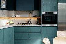 Kitchens & Utility Rooms / Inspiring interiors and details for Kitchens and Utility Rooms.