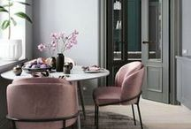 Dining Rooms and Eating Spaces / Inspiring Interior Design for Dining Rooms and Eating Spaces.