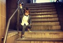 Future Gentleman / Your little boy is your double version. Dress him with style and attitude!