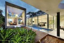 me dream home / bricks & mortar inspiration...