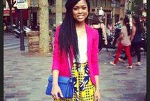 Le wax - Everyday Life / African Prints - Inyü - Wax - Kenté - Fashion - Style