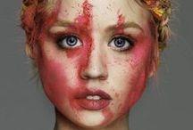 THE face / Beauté - Art - Maquillage - Face - Visage -Beauty