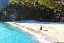 Plages de Cavalaire / 4 km de sable fin et des criques merveilleuses