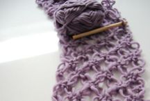 Crochet & Knitting