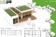 Houseplans (prefab, container and ext.) / Floorplans for modular, prefab and container homes