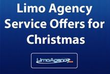 Limo Agency Service Offers for Christmas