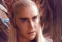 Thranduil - The Elven King / King of the Woodland Realm King of the Elves of the Wood