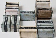 Ceramic Boxes / by Jette Larsen