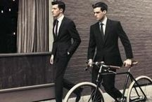 Men Cycling / Men Cycling with style and passion all year round!