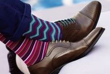 Men's Socks / A large range of socks that give life to your tuxedo!