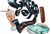 Grease / by Cydney Revelle
