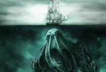Creatures / Fantasy, mythology & dark creatures