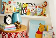 What's In My Nursery: Bookworm / by Disney Baby