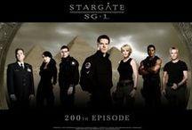 STARGATE SG1 / ITS A SCIENCE-FICTION TV SHOW...... / by François