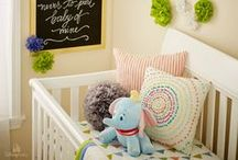 What's In My Nursery: Crafty / by Disney Baby