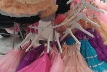 petticoats vintage / Zoveel soorten petticoats