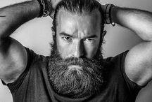 Manneting! / Alt mulig skjegg-relatert, hårsveiser, klær, sko osv