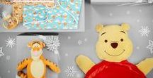 Holiday Gift Guide: Winnie the Pooh / We've searched the Hundred Acre Wood through and through to find the perfect last minute gifts just for you! Get them in time for the holidays.