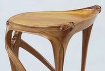Art Nouveau / Art Nouveau Furniture and Decorative Arts