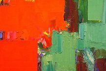Hans Hofmann / The art of painter Hans Hofmann (1880-1966)