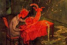 Remedios Varo / The art of painter Remedios Varo (1908-1963)