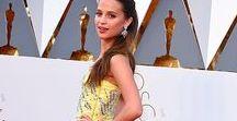 Oscar-Kleider 2016 / Oscar 2016 dresses annual academy awards 2016 - best dressed   Mehr auf tres-click.com: http://bit.ly/1WRP8Q9