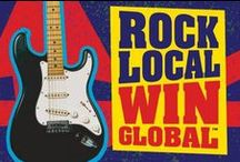 Rockin' Events! / Follow Rockin' Events at Hard Rock Cafe and around Tahoe area!