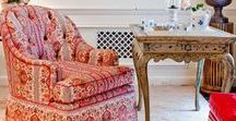 Antique & Modern / Mixing antiques and modern in interior design