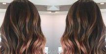 Die schönsten Winter-Haarfarben / Wir haben die schönsten Haarfarben-Trends des Winters für euch gesammelt.