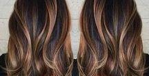 Trends 2017 für braune Haare / Tigereyebraun, Kastanienbraun, Schokobraun, … wir könnten ewig so weiter machen und wunderschöne Farbtöne für braune Haare aufzählen.