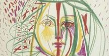 Pablo Picasso / De schilderijen van Picasso