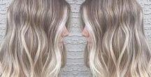 Smoky Blond / Grau? Blond? Smoky Blond heißt dieser kühle Farbton, der ein echter Hingucker ist!