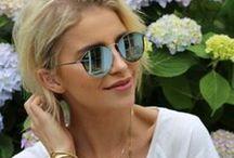 Sonnenbrillen / Cateye- oder Piloten-Sonennbrille? Rund, eckig, bunt oder ganz unauffällig? Sonnenbrillen gibt es in jeder Art, Form und Farbe. Und, hast du schon den Durchblick?