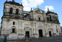 downtown / by El Ayudante Nicaragua