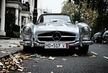 Classic Mercedes-Benz / We work & sell exclusively Mercedes-Benz cars only.