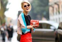 Street Style / Our selection with the best street looks and fashion blogger looks.