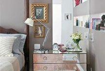Bedroom/Work / by Gabriela Cinelli