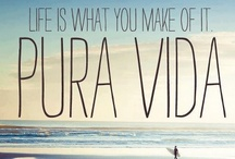 ≈ ☀ pura vida! ☀  ≈ / ♥ beach related quotes/sayings ♥ home is where the heart is..my heart is where the ocean kisses the sand & life's better in flip flops, there is no other place i'd rather be..and that is why i live what i love..the BEACH life ♥ / by ≈☼ Mimi Beach ☼≈