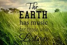 Green Quotes / by GreenisUniversal