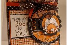 Halloween cards / by Jane Potter
