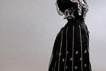 F. Del XIX p XX. Oscuros y trajes. / by Lourdes Pérez Martinez