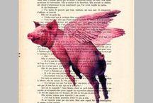 Cochons / Pigs / by une Bigoudène à Paris