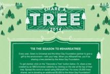 #ShareATree / by GreenisUniversal