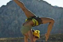 Fitness / Love gym, yoga, pilates, kayaking, walking & mountain climbing