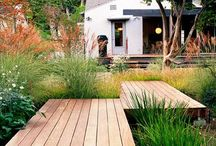   OUTDOOR SPACES   / Living outdoors.