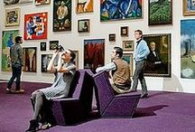 Spaces to View Art / Museums, galleries, sculpture gardens, & the like.