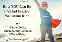 #SaludTues Tweetchat Recap on Storify / Join @SaludToday for a conversation about how to improve Latino health. Use the hashtag #SaludTues to join the conversation every Tuesday at 1 mp EST!