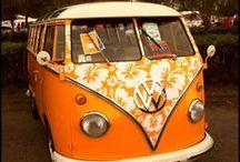 KOMBIS / Love VW Kombi Vans.